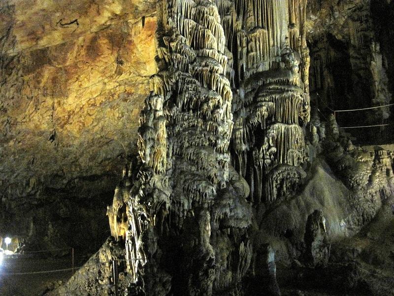 главная пещера Хорватии