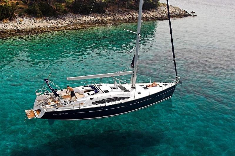 прокат яхт в хорватии