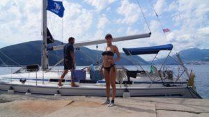 аренда яхты с капитано со шкипером