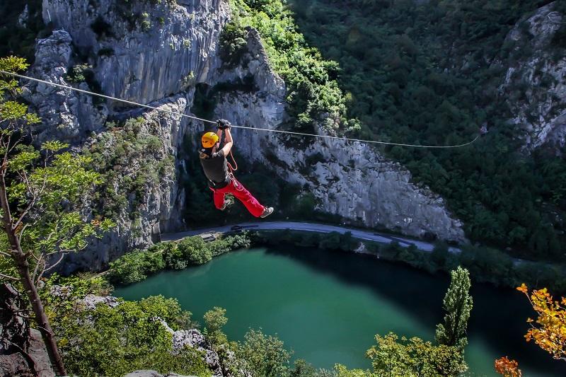 активный отдых в Хорватии
