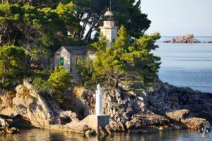 остров дакса в хорватии