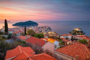 города хорватии на побережье