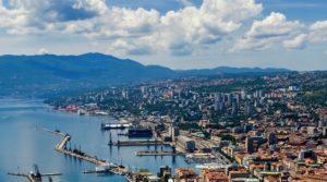 Города Хорватии на побережье список