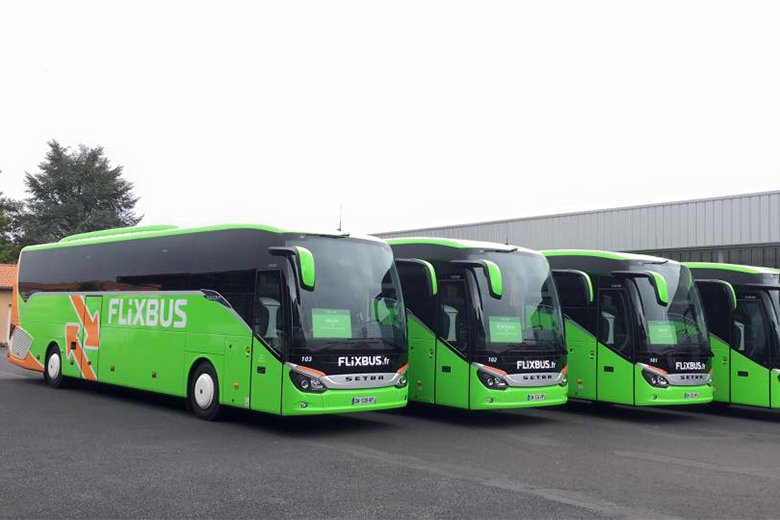 интернет в автобусах в Хорватии