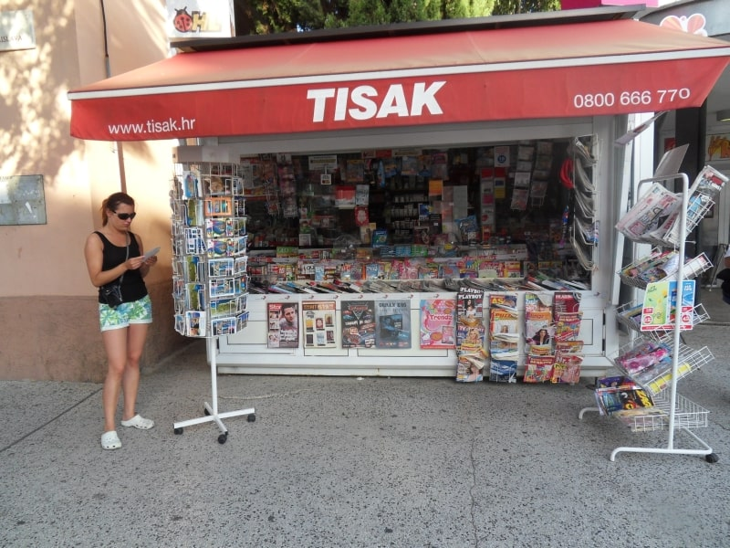 интернет в хорватии
