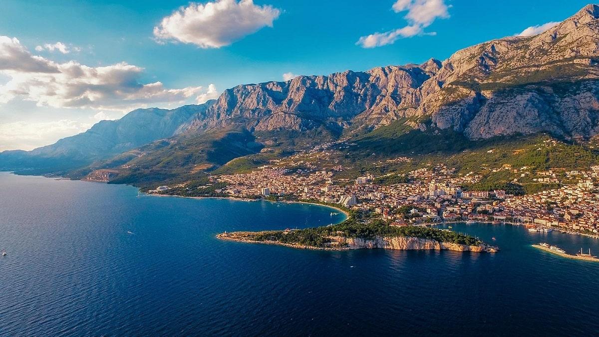 какое море в хорватии