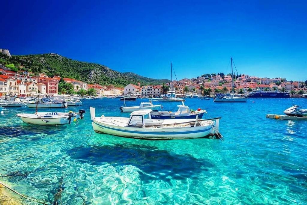 отдых на море в Хорватии