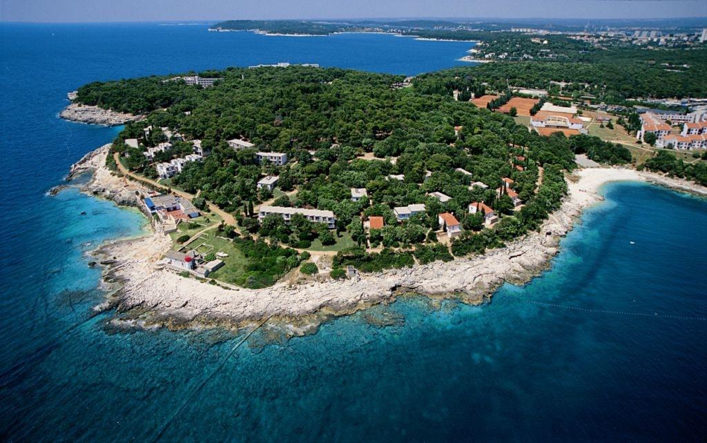 курорты в хорватии на море