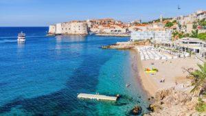 Лучшие пляжи Дубровника