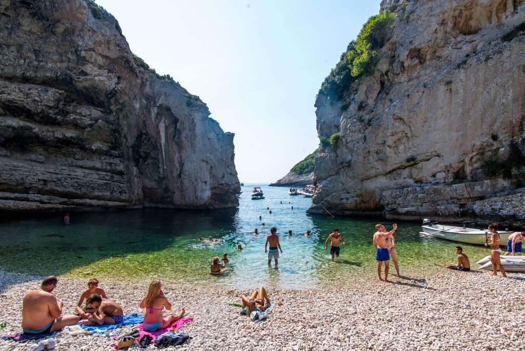 лучшие места для отдыха с детьми Хорватия
