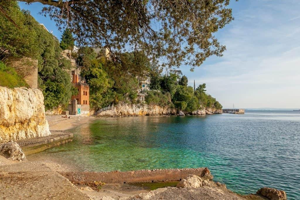 все о пляжах в Хорватии